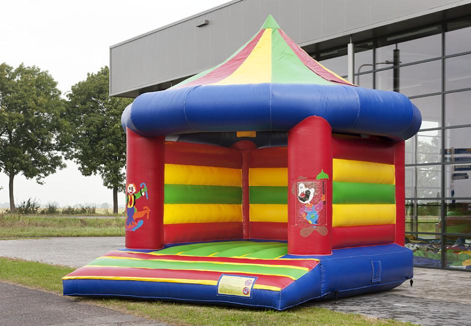 Vanlig Karusell Cirkus