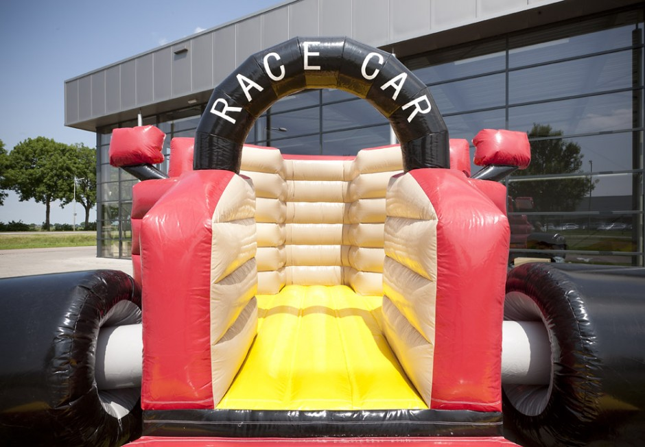 Vanlig F1 Bil