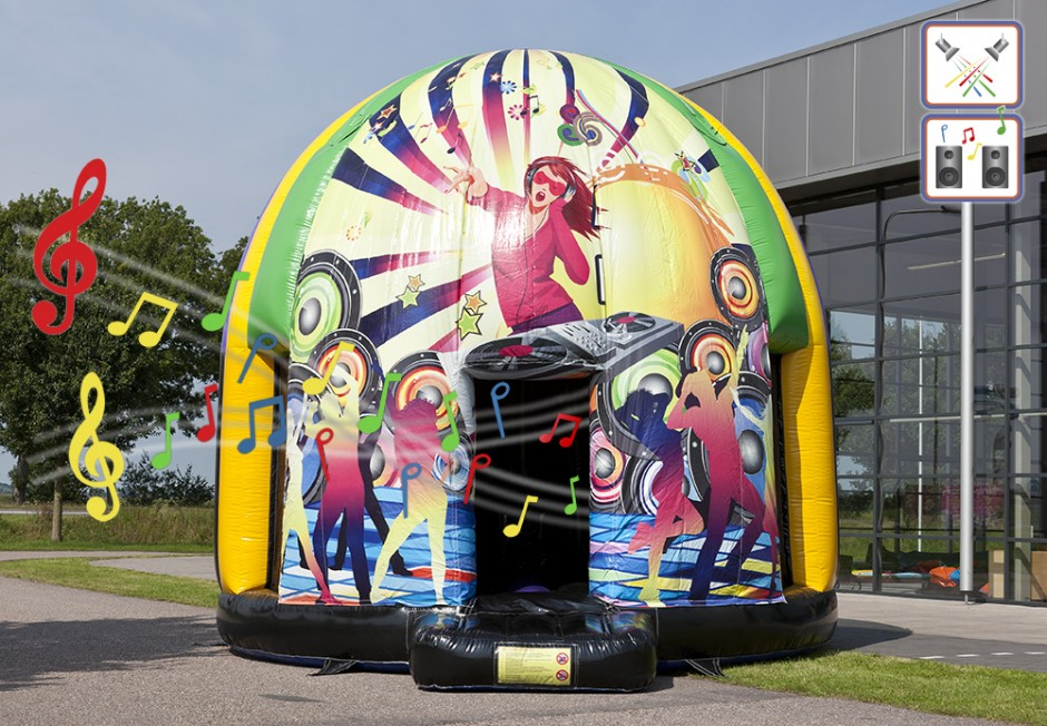 Super Disco Multi Tema 5,5m