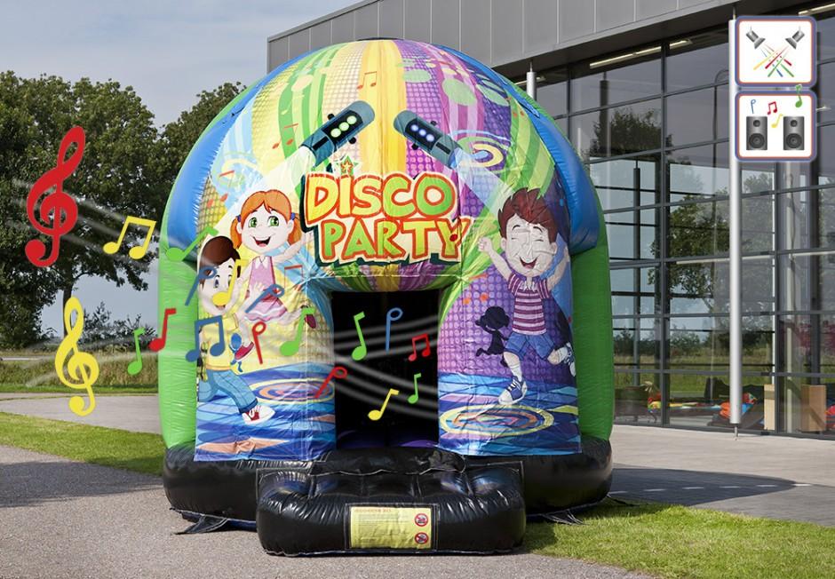 Midi Disco Multi tema 3,5m