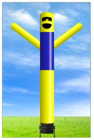 Skydancer Vanlig med Ansikte 4m