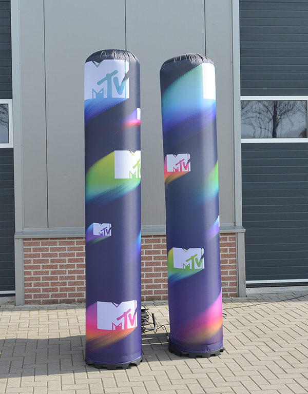 Annons Pelaren Full Color 2m