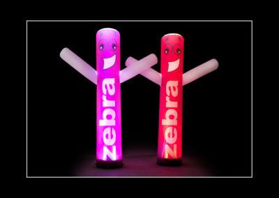 Full Color Ljuspelar med Armar