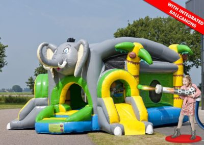 Challenge Elefant