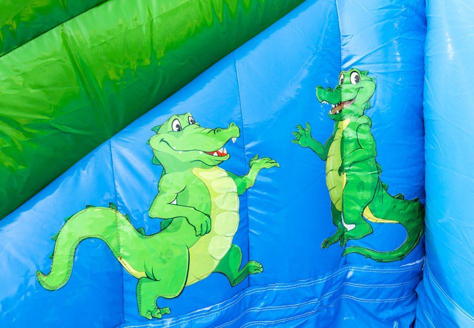Splashy Krokodil
