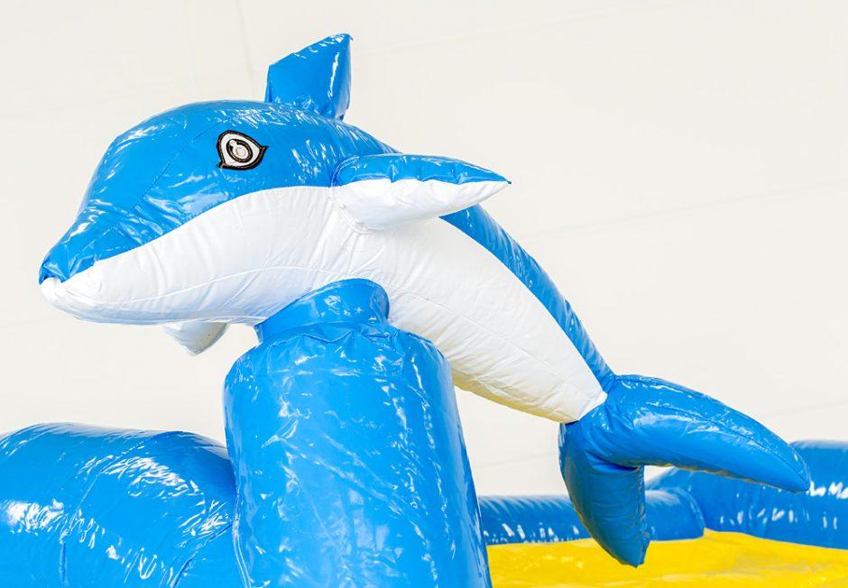 Jumpy Extra Kul Delfin