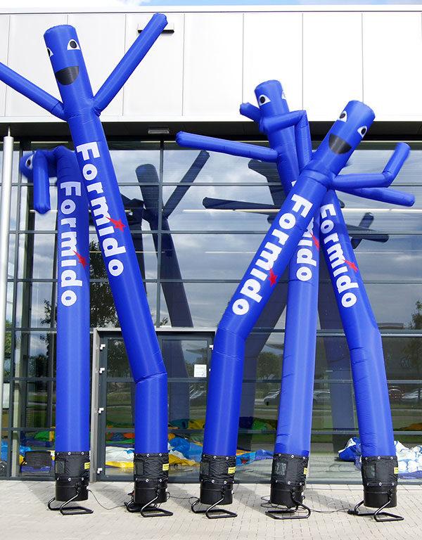 Skydancer Full Color med Logo 4m