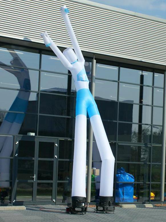 Skyman Vanlig med Ansikte & Logo 4m
