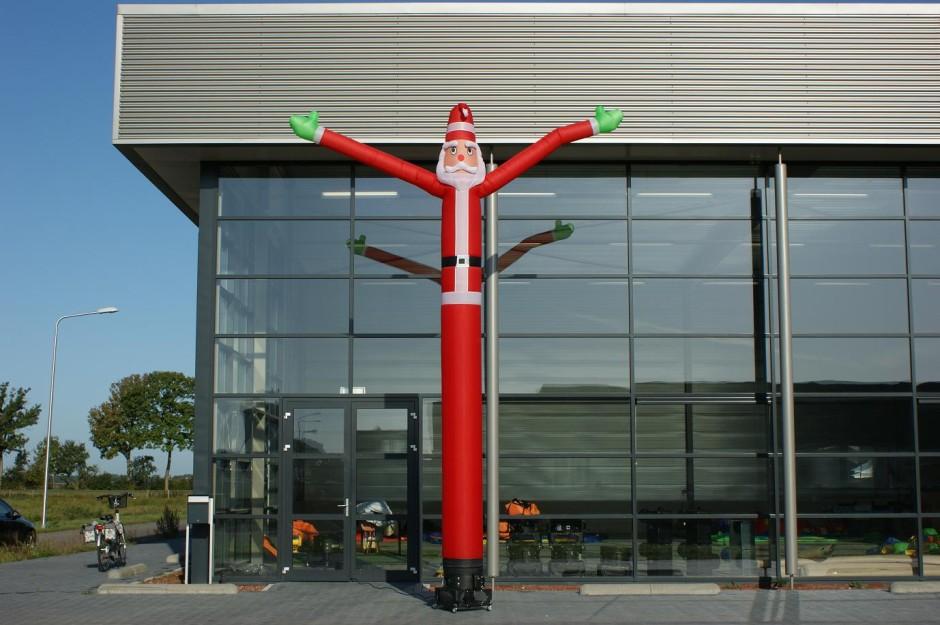 Skydancer Jultomten 3m / 6m