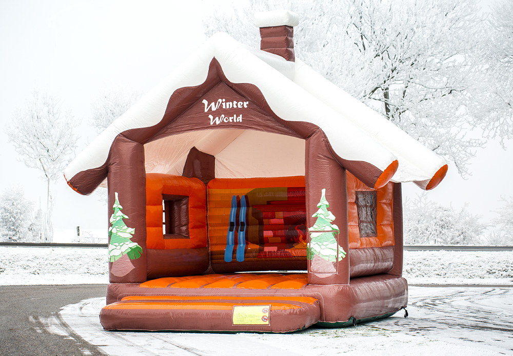 Skihut Vintervärld