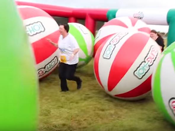 Mega-Inflatables Gung Ho