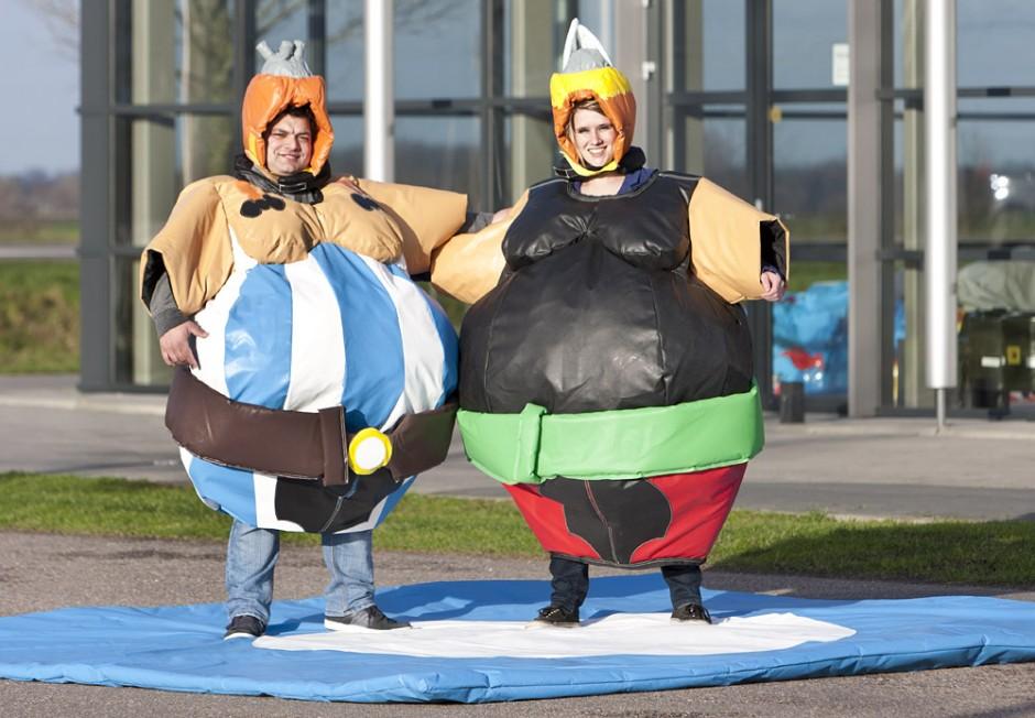 Sumo Asterix & Obelix