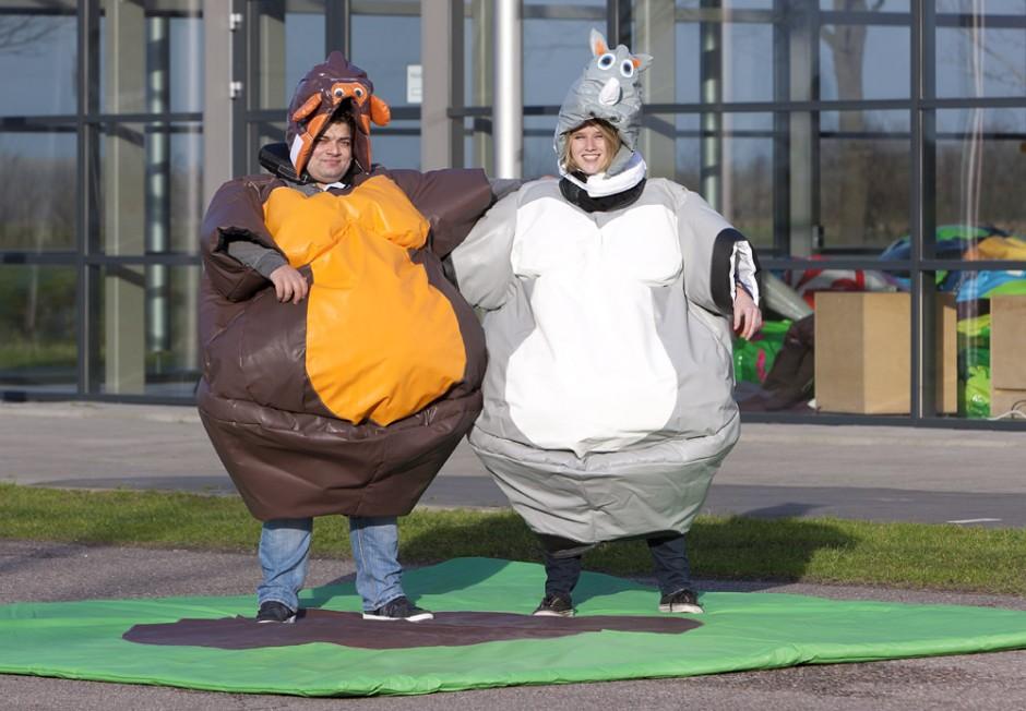 Sumo Apa & Noshörning