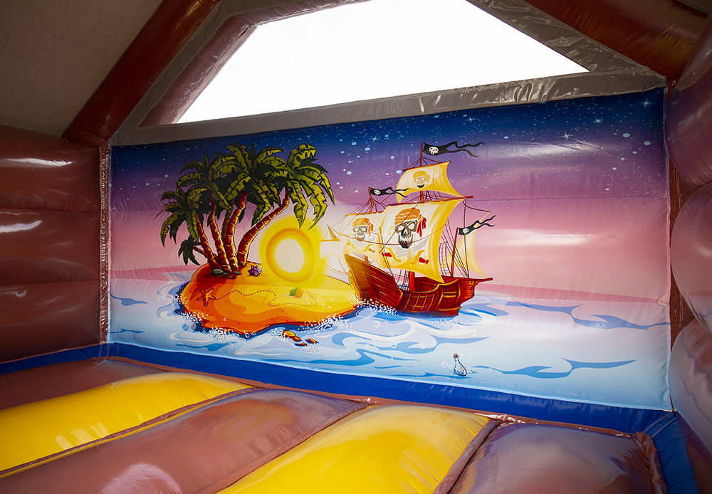 Slide Combo Pirat