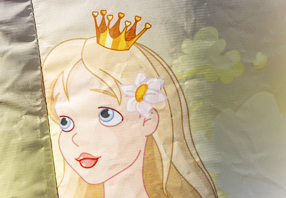 Mini Multifun Prinsessa