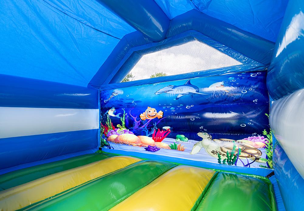 Slide Combo Oceanvärld