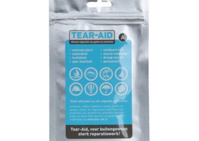 Tear-Aid Reparation