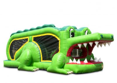 Mini Run Krokodil 8m
