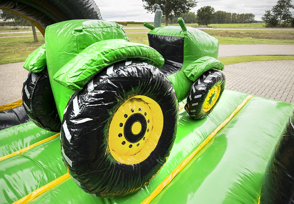 Traktor  Run 17m