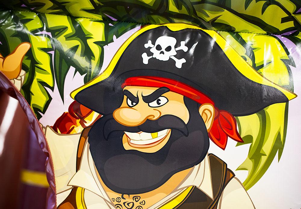 Pirat Båt 9m