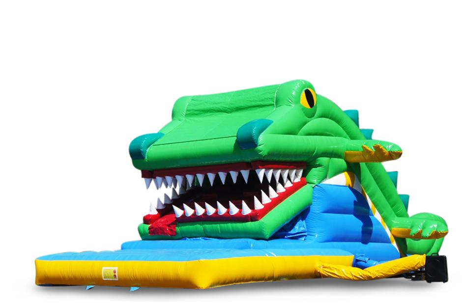 Bitande Krokodil