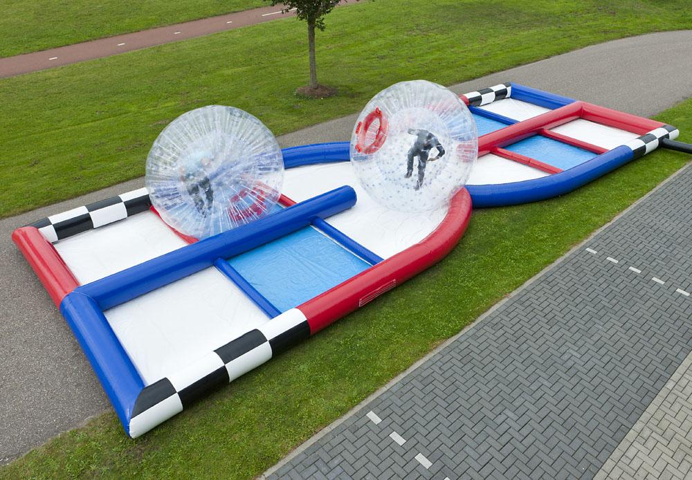 Bubble Boll Race