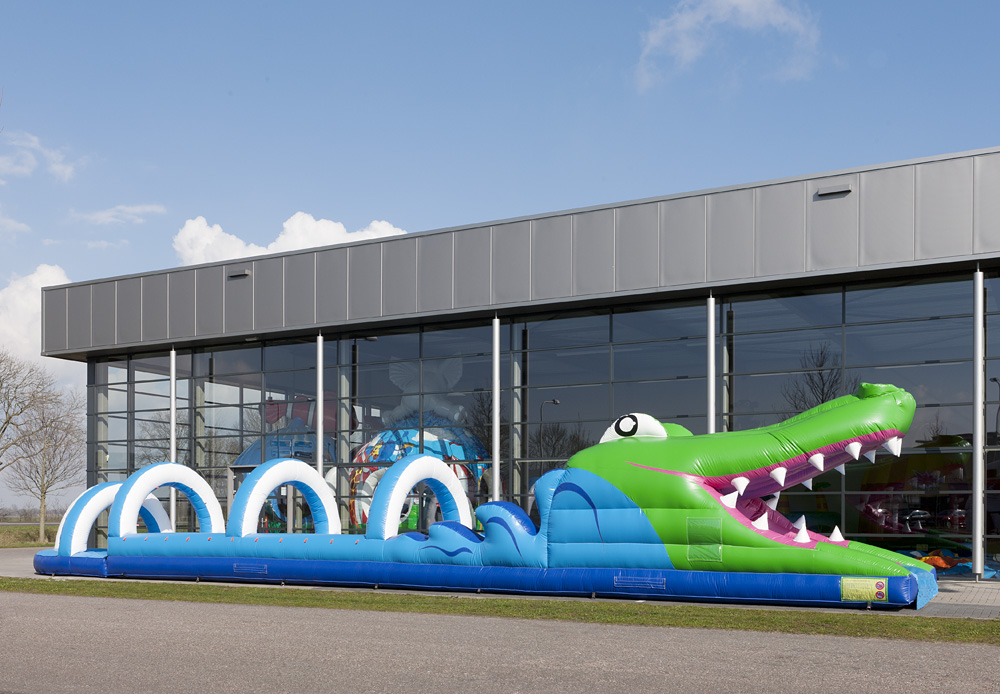 Vattenkana Krokodil 18m