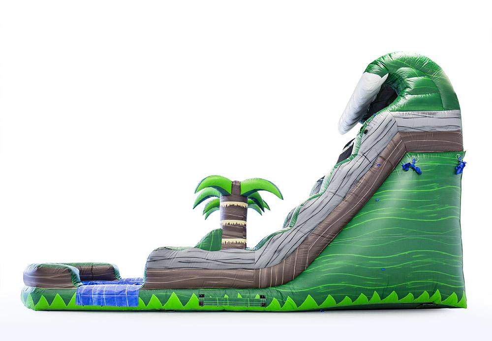 Emerald Crush Tsunami