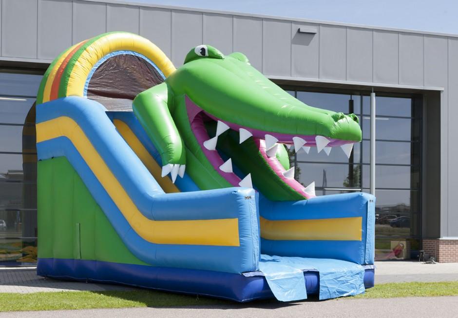 4-i-1 Krokodil