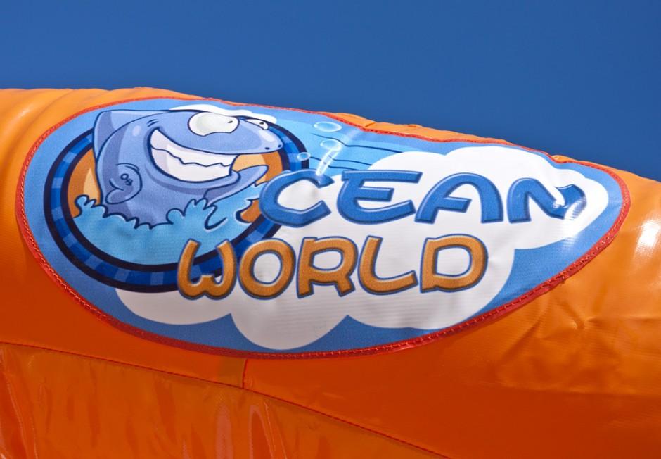 Oceanvärld Medium