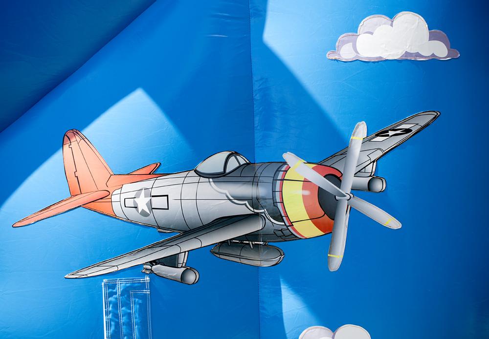 4-i-1 Flygplan