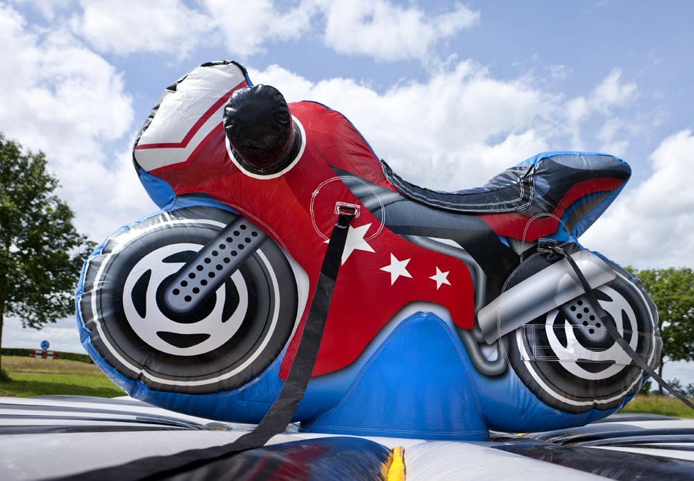 Dra Rodeo Motorcykel
