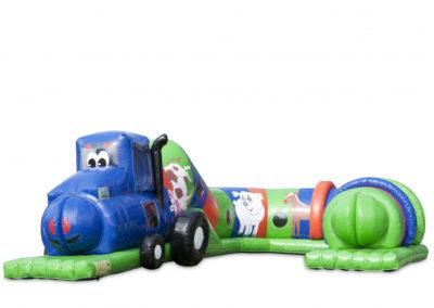 Lekorm Traktor Blå