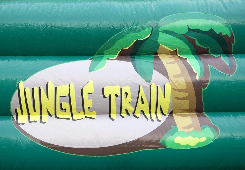 Djungel Tåg