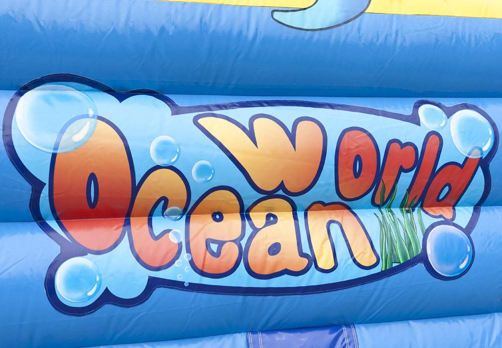Oceanvärld Tåg