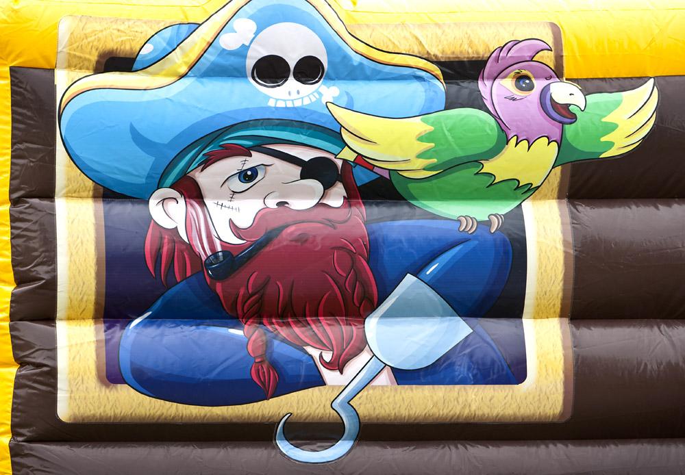 Pirater Tåg