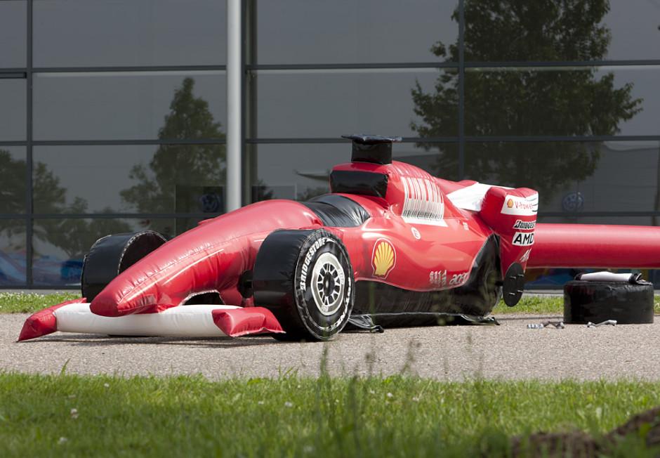 F1 Byta Däck