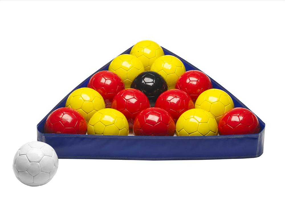 Set Poolbollar