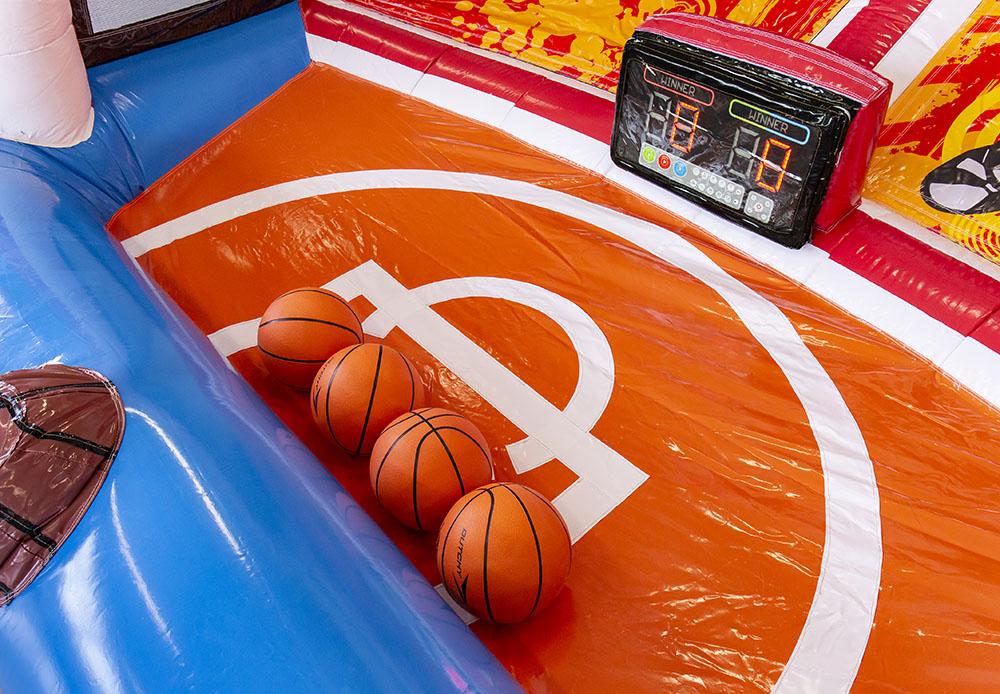 ISS Basket Vuxna