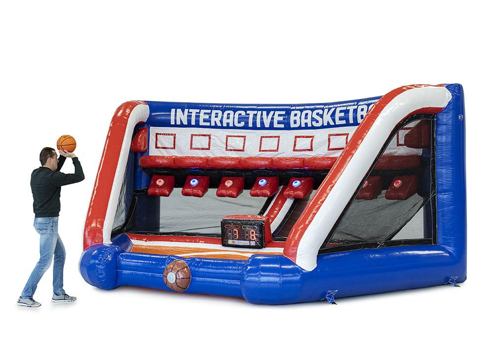 ISS Basket Barn