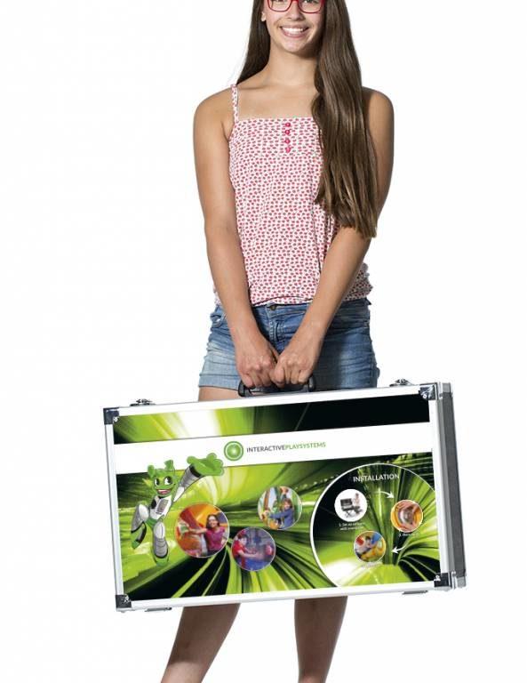 ISS Koffert