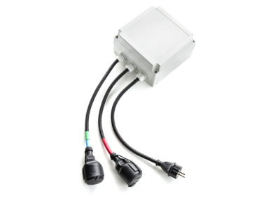 ISS Switch Box